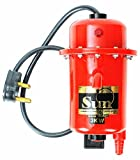 #9: Sun Pro Instant Water Geyser, Water Heater, Portable Water Heater, Geysers (Red) AE4