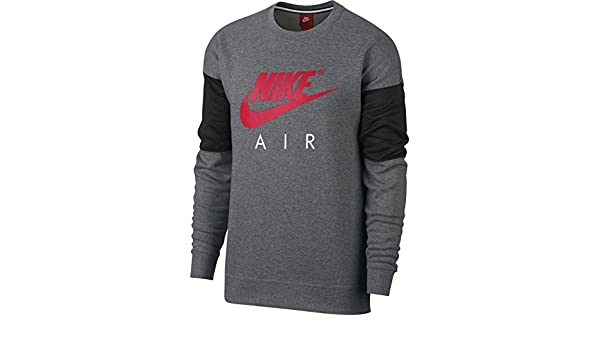Roter Nike Air Pullover