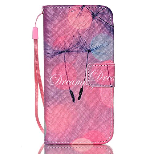 Nutbro iPhone 6S Plus Case, iPhone 6 Plus Case, 5.5 inch, PU Leather Wallet Case, [Stand Feature] with Built-in Credit Card Slots Wallet Case for Apple iPhone 6S Plus / iPhone 6 Plus, 5.5 inch 5