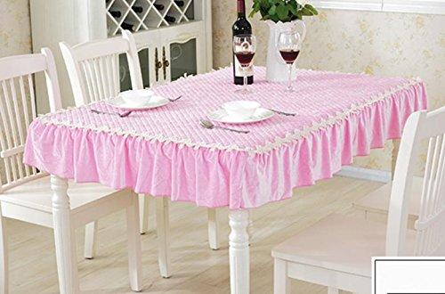 Stickerei Tischtuch Matte Tischdecke Spitzetischdecke Tisch Abendessen Ornament Läufer quadratisch runder Garten Großhandel , 3 , 60*120cm