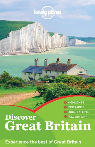 Lonely Planet Discover Great Britain (Discover Guides) (Manchester Planet Lonely)