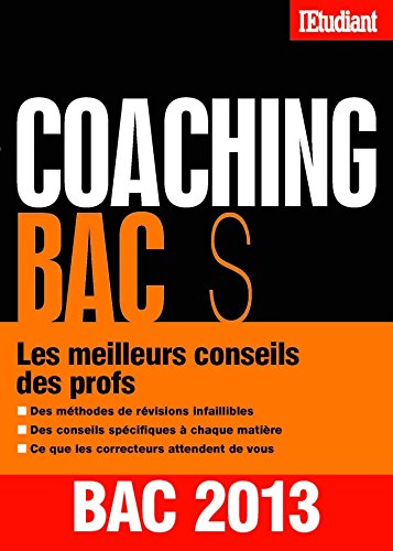 Coaching bac S (SERIE BAC) (French Edition)