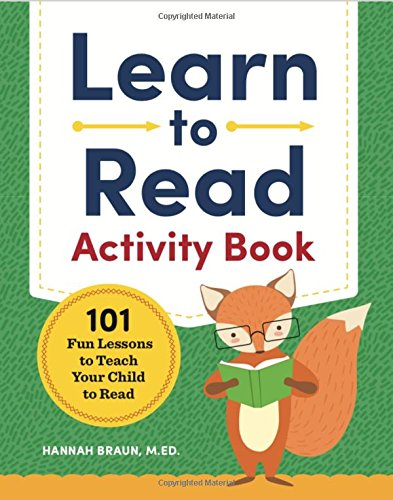 Download] [PDF] Learn to Read Activity Book: 101 Fun Lessons ...