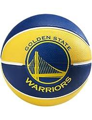 Ballon de Basket-Ball SPALDING NBA Team Ball 2016 Golden State Warriors