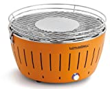LotusGrill G-OR-34 Grill Kettle Charcoal Orange barbecue - Barbecues & Grills...