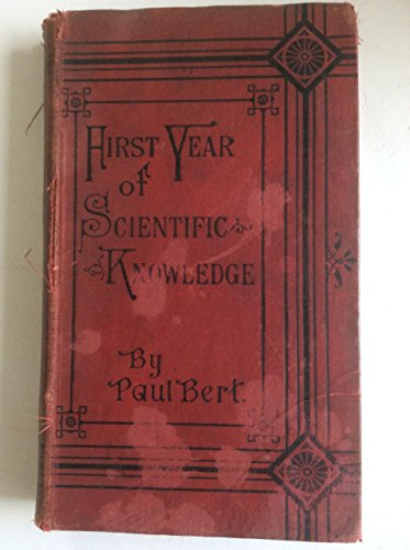 First Year of Scientific Knowledge