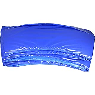 Greenbay 10FT Replacement Trampoline Surround Pad Foam Safety Guard Spring Cover Padding Pads Blue
