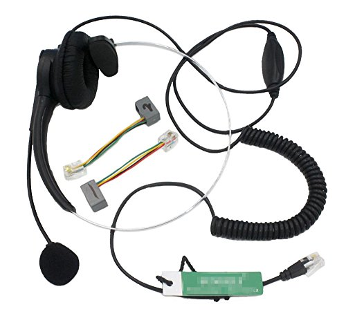 sundelyr-call-service-headset-with-volume-control-adjustable-boom-mic-4-pin-rj9-modular-connector-fo