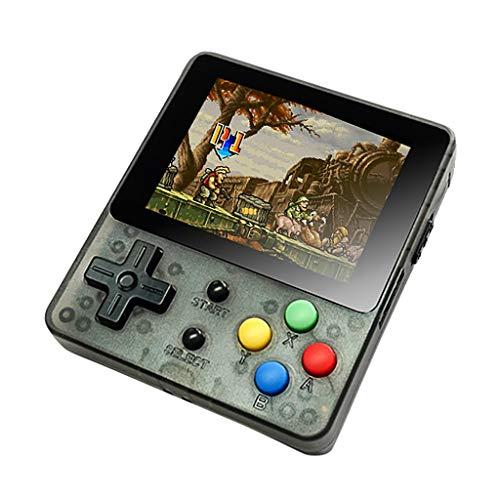 Altsommer Consola de juegos de mano Consola de pantalla LCD Mini consola de juegos Retro Mini Familia Juegos de TV Máquinas para niños Juguetes de regalo - über Juego