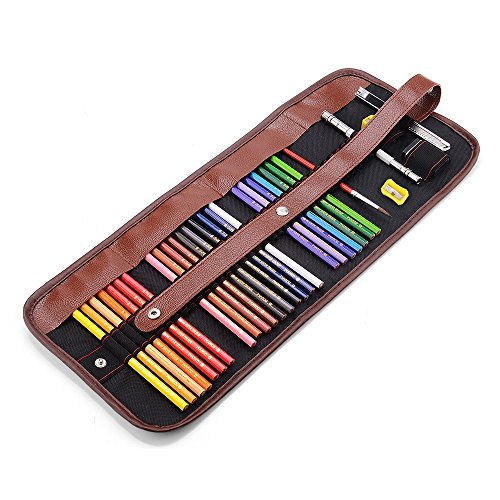 Marco 24Wasser Farbe Bleistift Set + Gummi Radierer + parblo Bleistift Extender +...