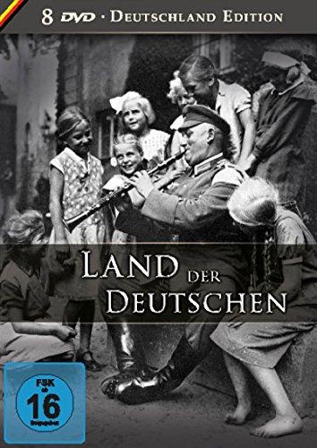 Land der Deutschen [8 DVD BOX]