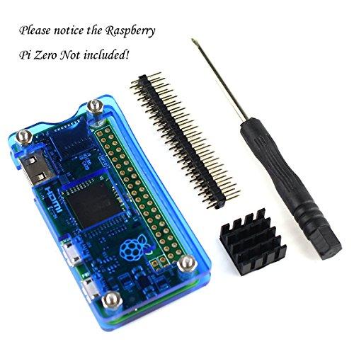 4-in-1-raspberry-pi-zero-kitblue-case-gpio-pin-header-heatsinkscrewdriver-pi-zero-not-included