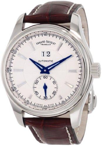 armand-nicolet-hommes-de-9646a-ag-p961mr2m02classique-montre-automatique-en-acier-inoxydable