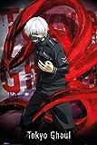 Grupo Erik Editores GB Eye, Tokyo Ghoul, Ken Kaneki, Maxi Poster, 61x91.5cm