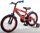 16 Zoll Fahrrad Spiderman Kinderfahrrad Kinder Lizenzfahrrad Spider-Man 41654-CH