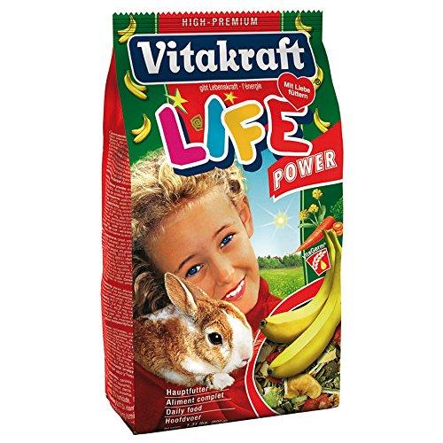 Vitakraft Life Hauptfutter Zwergkaninchen 600g