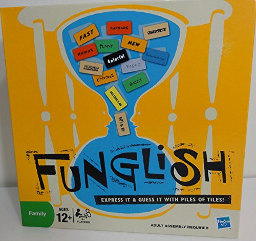Funglish Board Game