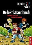Die drei ??? Kids, Detektivhandbuch (drei Fragezeichen Kids): Die besten Tricks von Justus, Peter und Bob