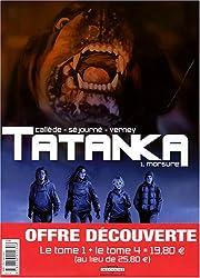 Col.pack-4 tatanka (t01+t04 ed. promo) edit. promo