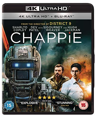 Chappie [Blu-ray] [UK Import]