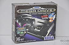 Sega Megadrive Console + Sonic the Hedgehog