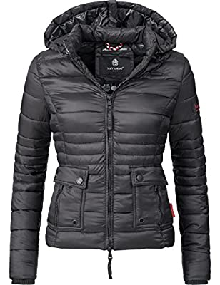 Navahoo Ladies' Between-Seasons Puffer Jacket Lilly 11 Colors XS-XXL