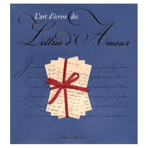 L'art d'écrire des lettres d'amour