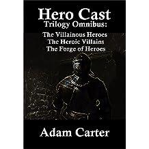 Hero Cast Trilogy Omnibus (English Edition)