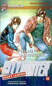City Hunter - Nicky Larson Edition simple Tome 30