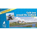 Cycle tour around the Limfjord  Denmark (Cycline Radtourenbücher)