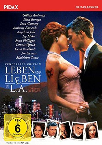 Leben und Lieben in L.A. (Playing by Heart) - Remastered Edition / Außergewöhnlicher Film mit erstklassiger Starbesetzung (Pidax Film-Klassiker)