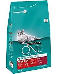 One Sterilcat Katzenfutter Rind, 1,5 kg