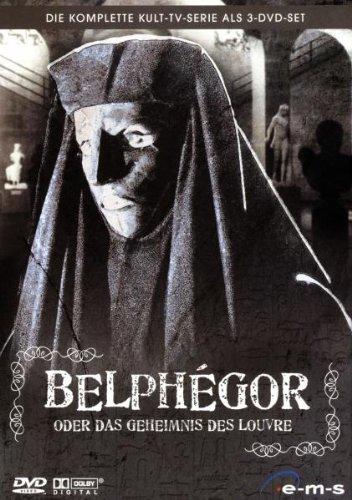 Bild von Belphégor oder das Geheimnis des Louvre (TV-Miniserie - 3 DVDs)