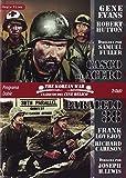 The Steel Helmet (1951) / Retreat, Hell! (1952) - Korean War Region Free Double-DVD