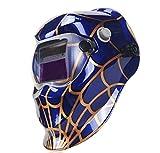 Careta de soldar solar Oscurecimiento Automático Arc Tig Mig máscara de soldador de soldadura lente máscara de molienda