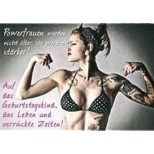 Suchergebnis Auf Amazon De Fur Lustige Geburtstagskarten Fur Frauen