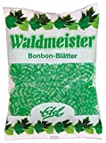 Waldmeister Bonbon-Blätter Beutel 125 g Edel-Bonbon
