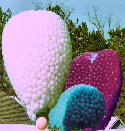 Ballon-Massenstart-Netz für ca. 500 - Ballon-netz