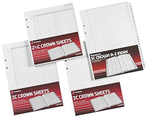 rexel-twinlock-crown-2-1-2-c-refill-sheets-double-ledger-pack-of-100-sheets