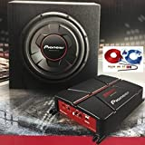 Pioneer Car Multimedia GXT-3706B-SET Amplificateur Audio Noir