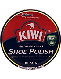 Kiwi Shoe Polish 100ml Black x 3