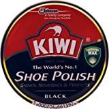 Kiwi Cirage noir 100ml x 3
