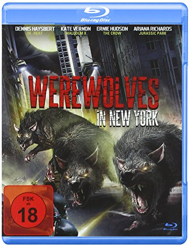 Werewolves in New York [Blu-ray]