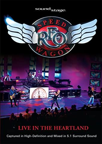 Reo Speedwagon: Live in the Heartland [Import USA Zone 1]