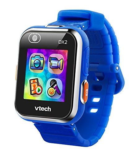Vtech 80-193804 Kidizoom Smart Watch DX2 blau Smartwatch für Kinder Kindersmartwatch, Mehrfarbig - 2
