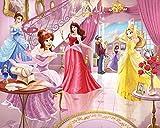 Walltastic Papier peint mural   Princesse des fées 43183 - 2.4 x 3m