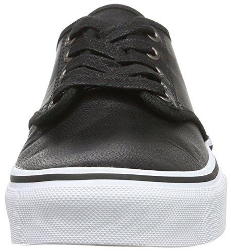 Vans Camden Dx, Sneakers Basses Femme Noir (Leather)