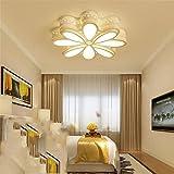 Wmshpeds LED-Anzeige, modernes, minimalistisches, Schlafzimmer Deckenleuchte, Esszimmer Lampe, gang Flur, rund, Studie, schmiedeeiserne Lampen