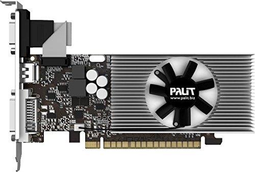 Palit Nvidia Gt 730 4gb Ddr3, 128 Bit, Fan, Crt Dvi,hdmi Graphic Card
