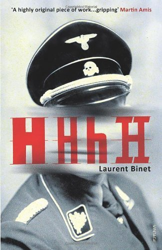 HHhH by Binet, Laurent (2013) Paperback